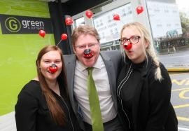 Image for: Red Nose Day donation